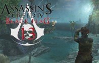 Assassin's Creed IV: Black Flag (Let's Play | Gameplay) Episode 13: Fishing