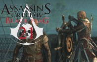 Assassin's Creed IV: Black Flag (Let's Play | Gameplay) Episode 21: Commodore Eighty-Sixed