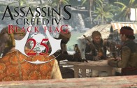 Assassin's Creed IV: Black Flag (Let's Play | Gameplay) Episode 25: Shipwrecked