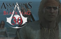 Assassin's Creed IV: Black Flag (Let's Play | Gameplay) Episode 30: To Suffer Without Dying