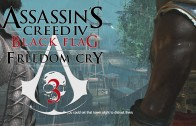 Assassin's Creed IV: Freedom Cry (Let's Play | Gameplay) Episode 3: A Ship of His Own