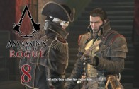 Assassin's Creed: Rogue (Let's Play | Gameplay) Episode 8: A Long Walk and a Short Drop