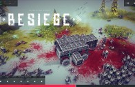 Besiege (First Look | Gameplay): Knightly Carnage!