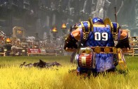 Blood Bowl 2 – Game 4 [2/2] – Great Wall [Dwarves] vs Malekith Shades [D. Elves]