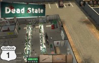 Dead State (Let's Play | Gameplay) Episode 1: Zombie High
