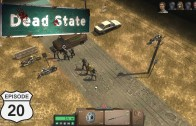 Dead State (Let's Play | Gameplay) Episode 20: The School Hungers For Parts