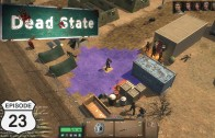 Dead State (Let's Play | Gameplay) Episode 23: Winters Emergency Shelter