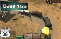Dead State (Let's Play | Gameplay) Episode 38: Old Army Base