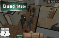 Dead State (Let's Play | Gameplay) Episode 7: Anyone Home?