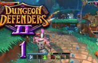 Dungeon Defenders 2 (Let's Play | Gameplay) Episode 1: Learning the Ropes