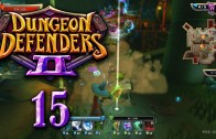 Dungeon Defenders 2 (Let's Play | Gameplay) Episode 15: Clearing the Sewers