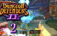 Dungeon Defenders 2 (Let's Play   Gameplay) Episode 2: Trying out the Apprentice