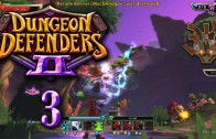 Dungeon Defenders 2 (Let's Play | Gameplay) Episode 3: Tower Down!