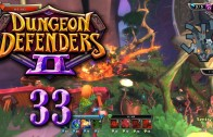 Dungeon Defenders 2 (Let's Play   Gameplay) Episode 33: Lava Ballons
