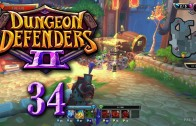 Dungeon Defenders 2 (Let's Play | Gameplay) Episode 34: Testudo