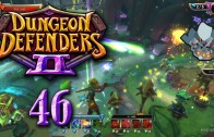 Dungeon Defenders 2 (Let's Play | Gameplay) Episode 46: Fire Support