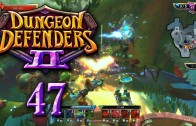 Dungeon Defenders 2 (Let's Play | Gameplay) Episode 47: Nearly 25