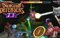 Dungeon Defenders 2 (Let's Play | Gameplay) Season 2 Ep 1: Loot and Survive