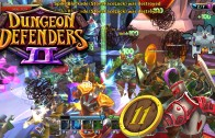 Dungeon Defenders 2 (Let's Play | Gameplay) Season 2 Ep 11: The Human Wall