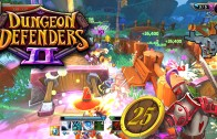 Dungeon Defenders 2 (Let's Play | Gameplay) Season 2 Ep 25: Failing
