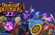 Dungeon Defenders 2 (Let's Play | Gameplay) Season 2 Ep 27: The Harbinger Awakens