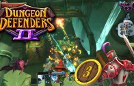 Dungeon Defenders 2 (Let's Play | Gameplay) Season 2 Ep 3: A Little Bit of Onslaught