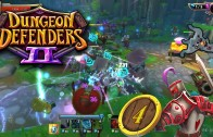 Dungeon Defenders 2 (Let's Play | Gameplay) Season 2 Ep 4: Katkarot