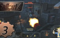 Fallout 4 (Lets Play | Gameplay) Ep 3: Deathclaw Assault