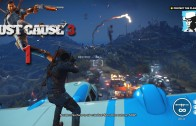 Just Cause 3 (Lets Play | Gameplay) Episode 1: Blowing Everything Up