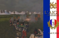 L'Aigle Livestream – M&B: Warband Mod (Let's Play | Gameplay) Episode 3 – April 17, 2015