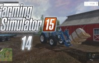 Let's Play Farming Simulator 15 (Gameplay   Walkthrough) Episode 14: Fork Lift!