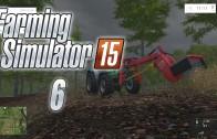 Let's Play Farming Simulator 15 (Gameplay | Walkthrough) Episode 6: The Stump Chomper