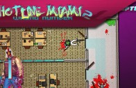 Let's Play Hotline Miami 2: Wrong Number Episode 1: Beating People Up