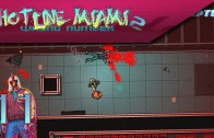 Let's Play Hotline Miami 2: Wrong Number Episode 11: Subway