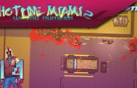 Let's Play Hotline Miami 2: Wrong Number Episode 14: Casualties