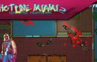 Let's Play Hotline Miami 2: Wrong Number Episode 7: Ambush