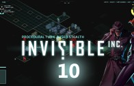 Lets Play Invisible Inc: Episode 10