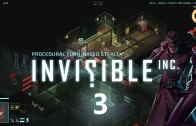 Lets Play Invisible Inc: Episode 3