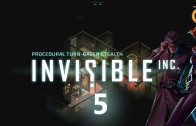 Lets Play Invisible Inc: Episode 5