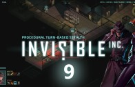 Lets Play Invisible Inc: Episode 9