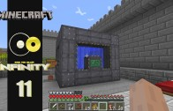 Lets Play Minecraft: Infinity (FTB Modpack) Ep 11: The Little Big Reactor