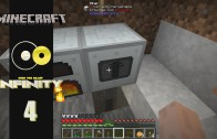 Lets Play Minecraft: Infinity (FTB Modpack) Ep 4: Mining with the Miner