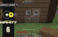 Lets Play Minecraft: Infinity (FTB Modpack) Ep 6: Starting the Workshop