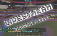 Livestream March 18, 2014 – Minecraft Mini Games