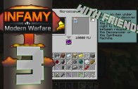 Minecraft: Infamy Modern Warfare PVP Survival Episode 3
