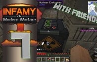 Minecraft: Infamy Modern Warfare PVP Survival Episode 7