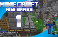 Minecraft Mini Games Episode 1 – Hide and Seek