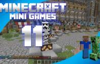 Minecraft Mini Games Episode 11 – Survival Games w/ Johnny Pear