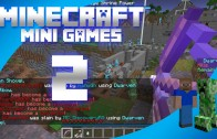 Minecraft Mini Games Episode 2 – Dwarves vs Zombies