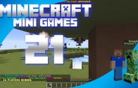 Minecraft Mini Games Episode 21 – Splegg w/ SpairTyme and Tonic